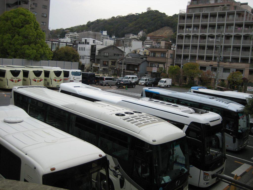 北野工房のまちの駐車場!料金はいくら?バスは予約できる?