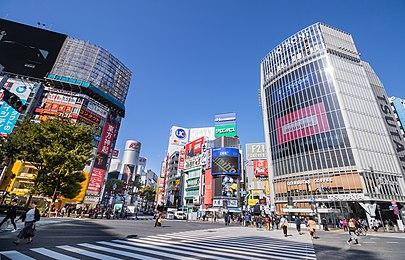 渋谷駅周辺の駐車場!最大料金の安い予約できる駐車場5選!