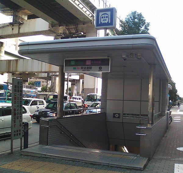 阿波座駅周辺のおすすめ駐車場!予約はピージーがおすすめ!