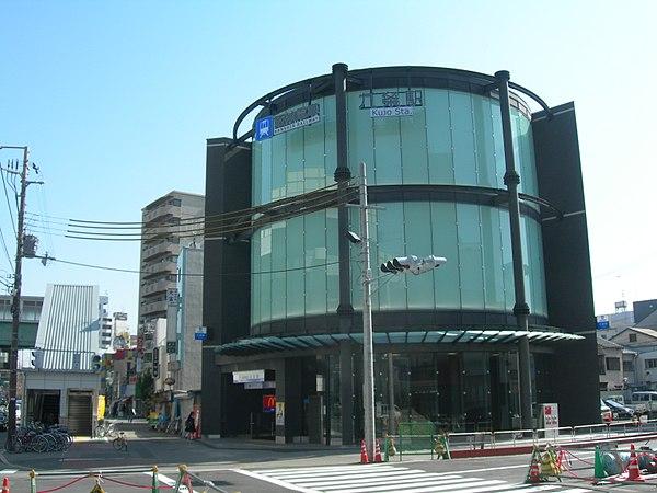 【大阪】九条駅周辺のおすすめ駐車場!予約はピージーがおすすめ!