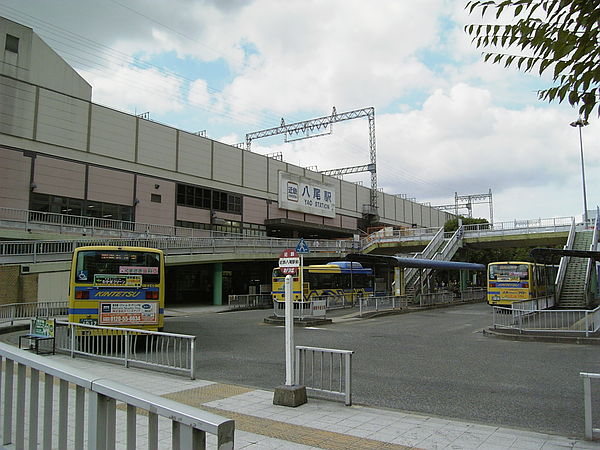 近鉄八尾駅周辺のおすすめ駐車場!予約はピージーがおすすめ!