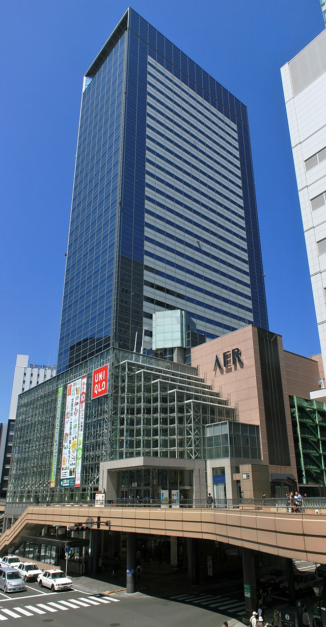 仙台アエル(AER)の駐車場!料金や提携先の無料割引は?