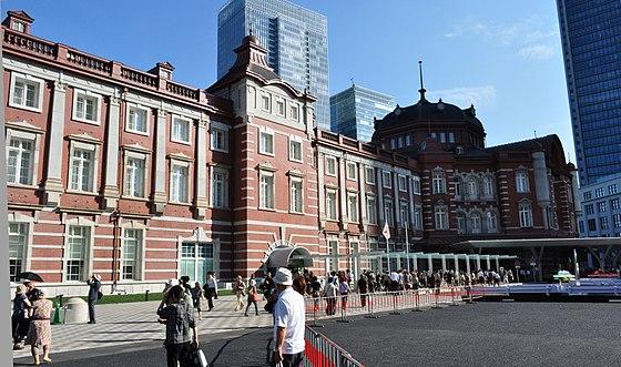 東京ステーションホテルのアクセス&駐車場の料金は?無料割引はある?