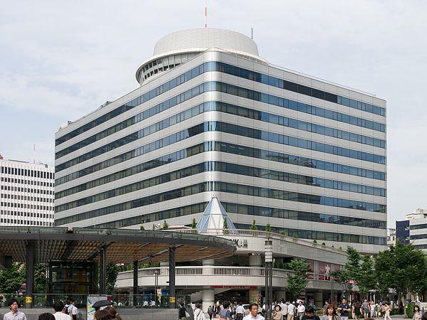 東京交通会館のアクセス&駐車場の料金や無料割引は?